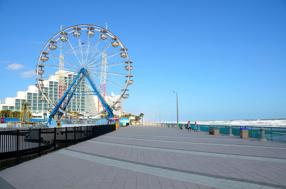 Boardwalk Holiday Inn Resort Daytona Beach Oceanfront